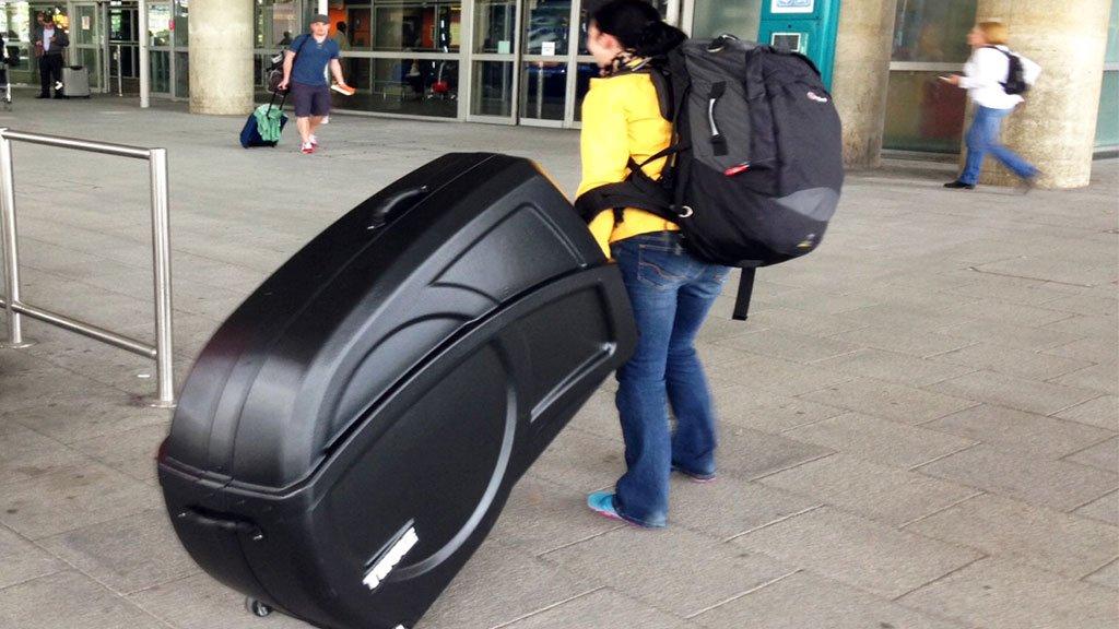 bike suitcase