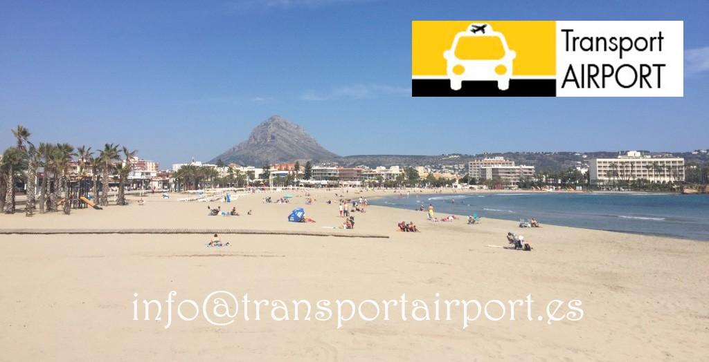 Transfer-Alicante-airport-to-Javea